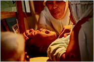 Photos of Muslim female genital mutilation