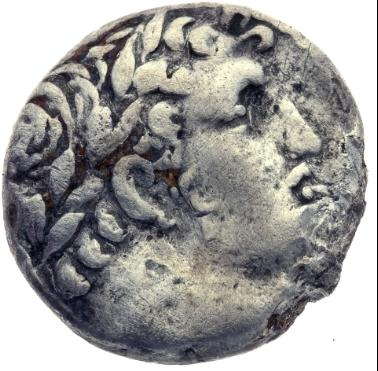 Second Temple Coin Used For 1/2 Shekel Found in Jerusalem Dig