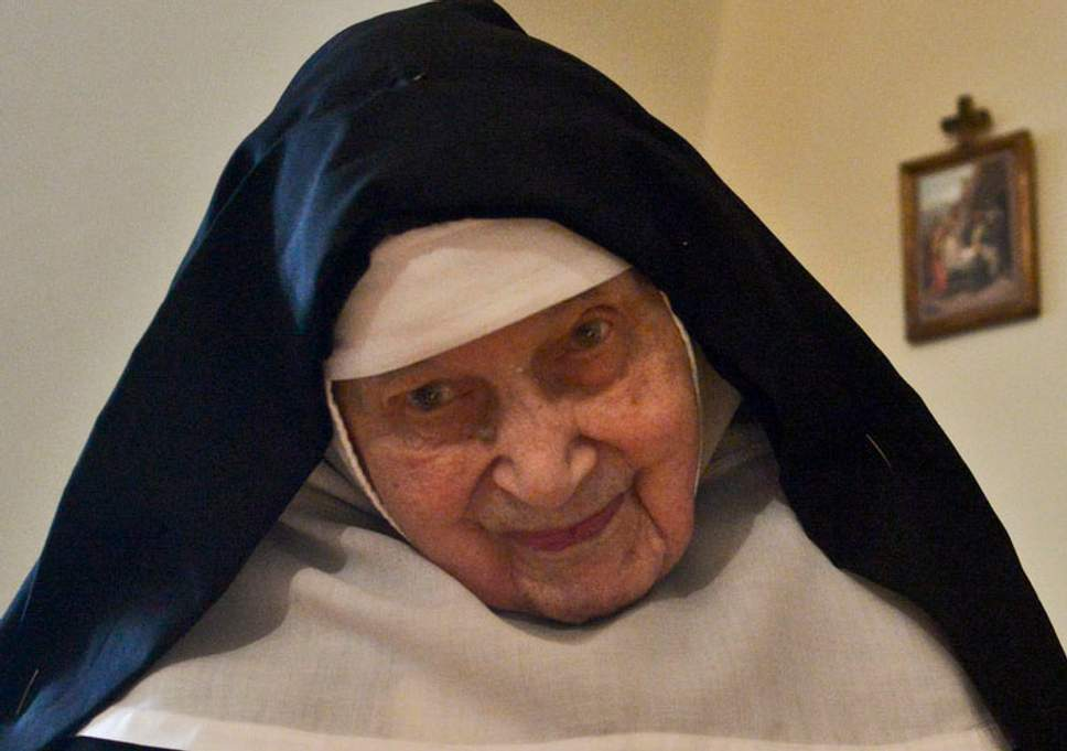 Polish Nun, who rescued Jews during the Holocaust, dies at 110