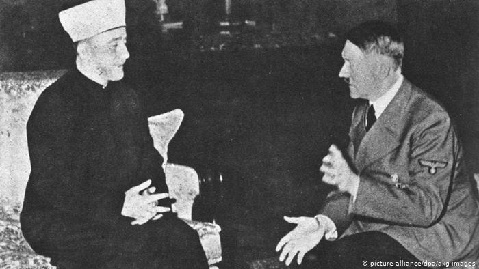 The Arab/Muslim Nazi Connection